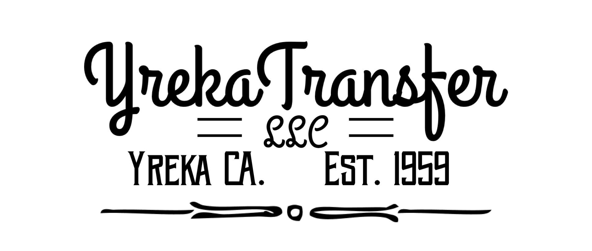 yreka transfer logo
